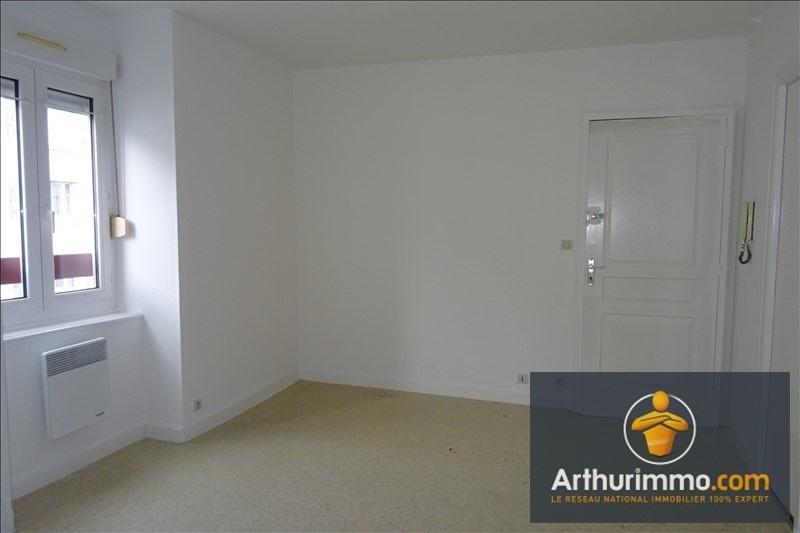 Rental apartment St brieuc 263€ CC - Picture 1