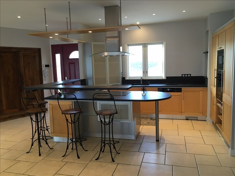 Vente maison / villa 10 min ouest cognac 299600€ - Photo 3