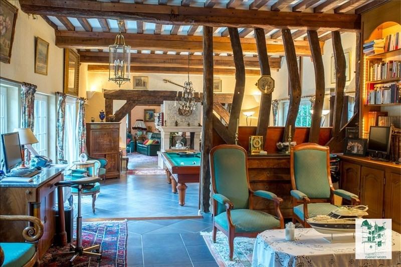 Vente de prestige maison / villa Houlgate 990000€ - Photo 4