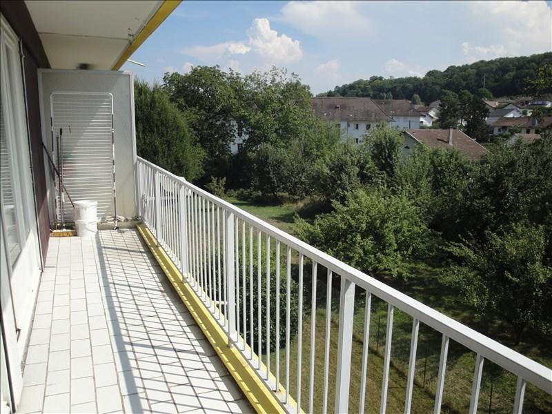 Vente appartement Grand charmont 89000€ - Photo 5