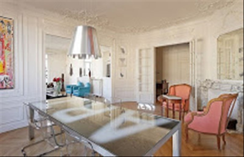 Rental apartment Paris 7ème 7400€ CC - Picture 3