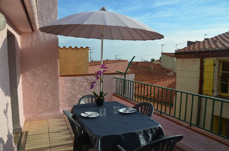 Alquiler vacaciones  casa Collioure 332€ - Fotografía 1
