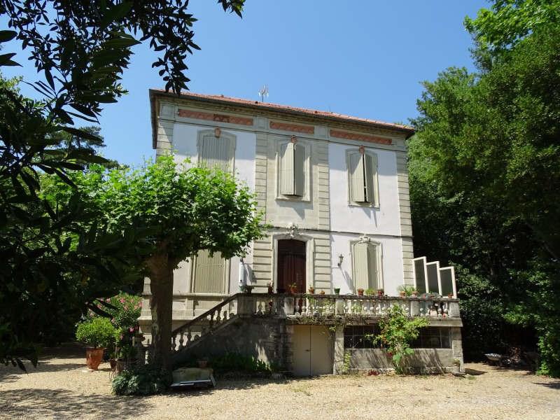 Vente maison / villa Ales 440000€ - Photo 1
