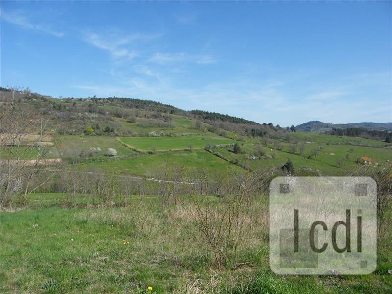 Vente terrain Boulieu-lès-annonay 45000€ - Photo 1