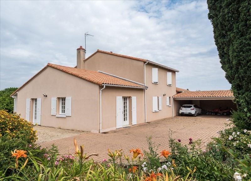 Vente maison / villa Poitiers 399500€ -  2
