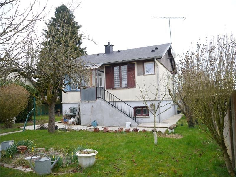 Sale house / villa Clos fontaine 203300€ - Picture 2