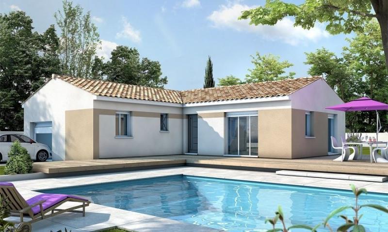Maison  4 pièces + Terrain 750 m² Saint-Génies-de-Malgoirès par ZIGLIANI BATISSEUR - AGENCE DE NIMES