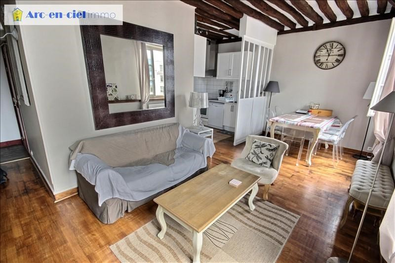 Alquiler  apartamento Paris 1er 2190€ CC - Fotografía 2