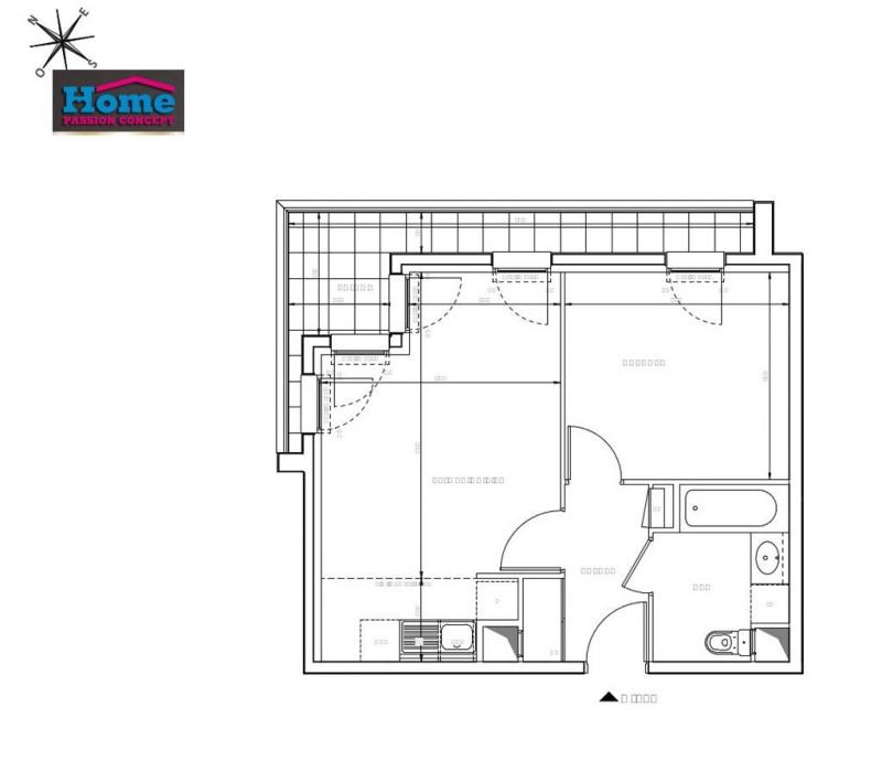 Sale apartment Rueil malmaison 305000€ - Picture 2