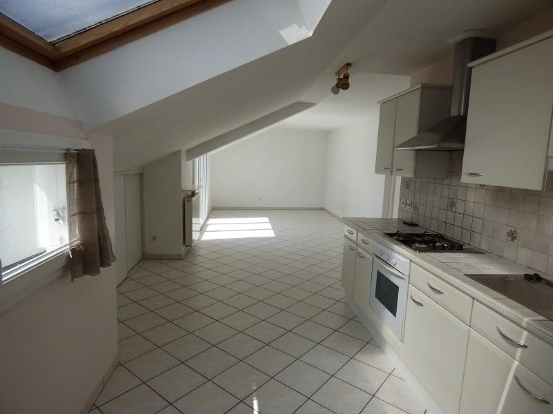 Affitto appartamento Aix les bains 863€ CC - Fotografia 1