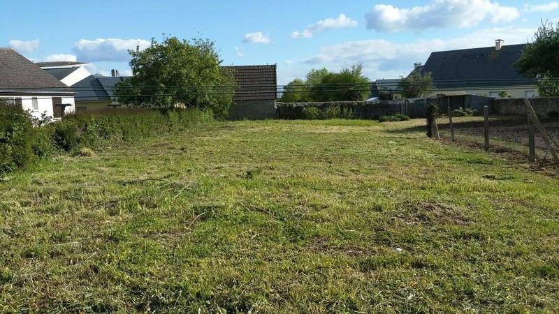Venta  terreno Montmartin sur mer 49000€ - Fotografía 1