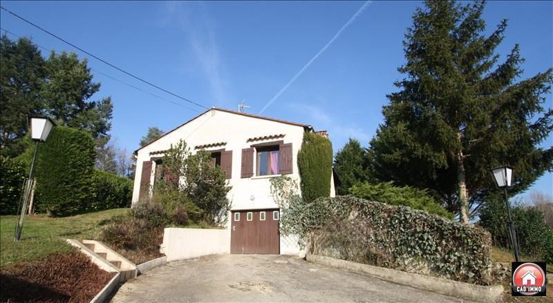 Sale house / villa Lembras 222000€ - Picture 2