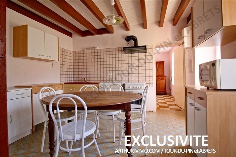 Investment property house / villa Les abrets 149000€ - Picture 3