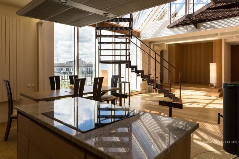 Deluxe sale apartment Enghien-les-bains 1117000€ - Picture 3