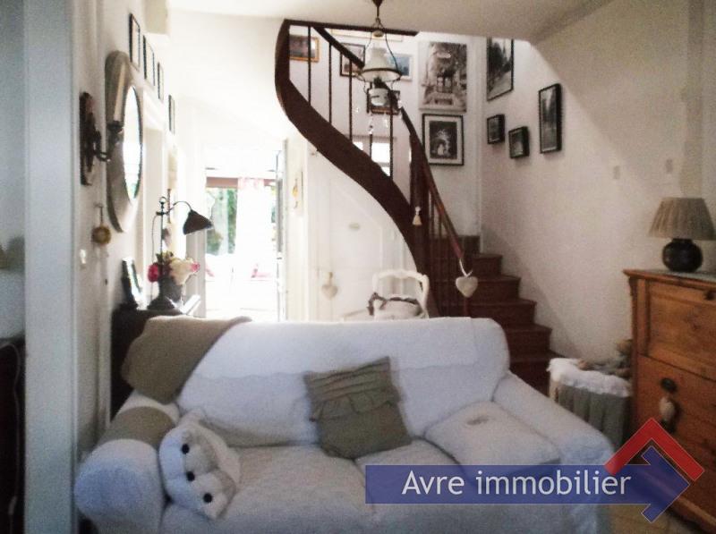 Vente maison / villa Verneuil d avre et d iton 268000€ - Photo 3