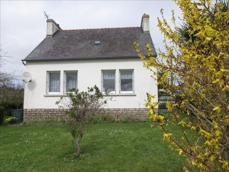 Vente maison / villa Pont-croix 151670€ - Photo 1