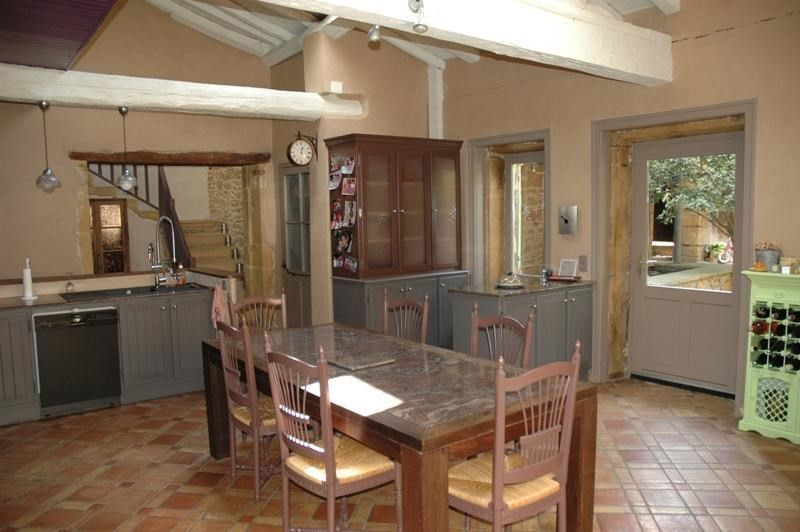Vente de prestige maison / villa Villefranche sur saone 699000€ - Photo 3