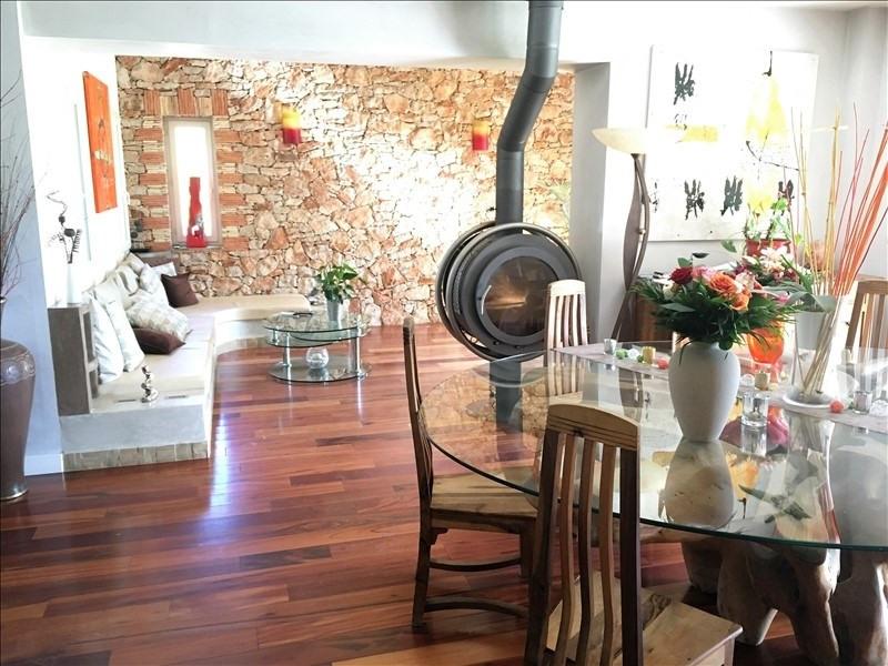 Verkauf von luxusobjekt haus Meyreuil 1265000€ - Fotografie 3