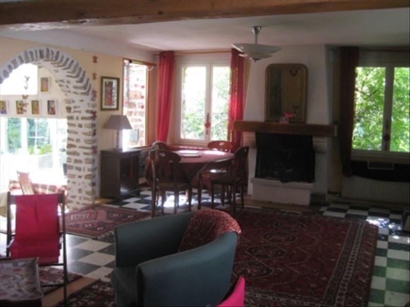 Sale house / villa Fontenay st pere 420000€ - Picture 5