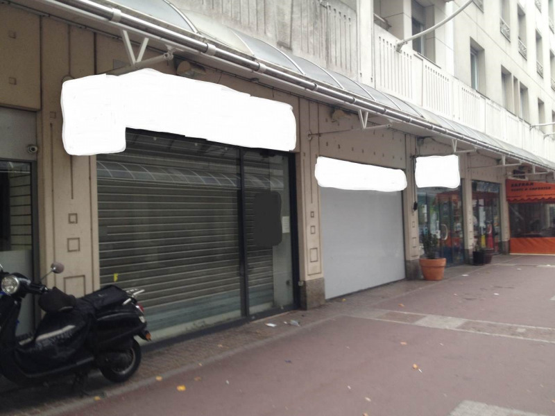 Location Local commercial Montrouge 0