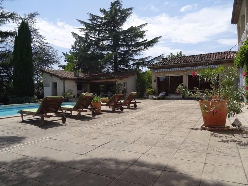 Vente de prestige maison / villa Romans-sur-isère 670000€ - Photo 2