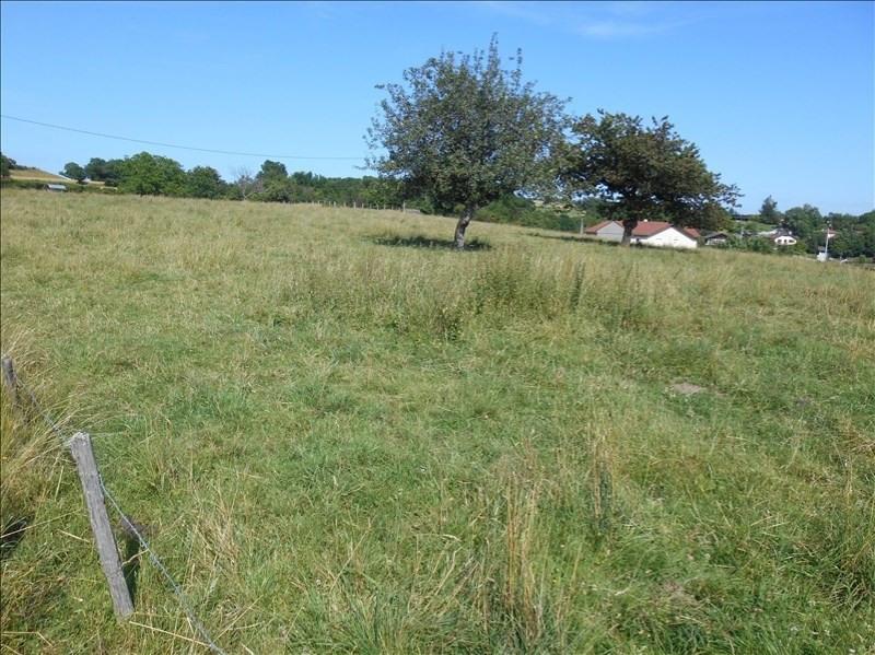 Vente terrain St jean de bournay 110000€ - Photo 1