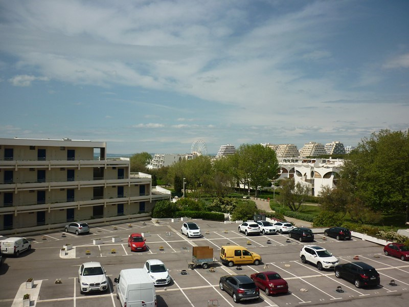 Location vacances appartement La grande motte 455€ - Photo 8