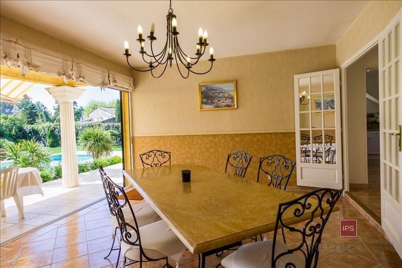 Vente de prestige maison / villa Aix en provence 1135000€ - Photo 8