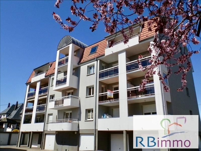Vente appartement Molsheim 139900€ - Photo 7