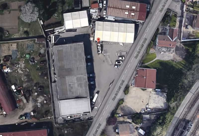 Vente Local d'activités / Entrepôt Feyzin 0
