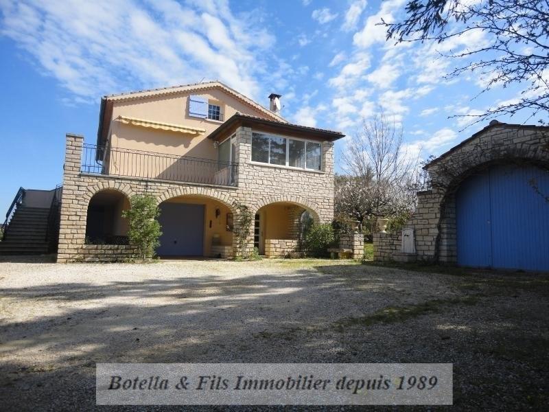 Sale house / villa Barjac 288000€ - Picture 3
