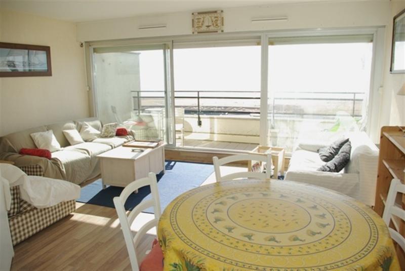 Verhuren vakantie  appartement Le touquet-paris-plage 431€ - Foto 1