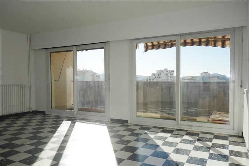 Verhuren  appartement Toulon 738€ CC - Foto 1