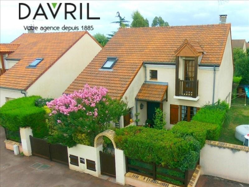 Vente maison / villa Herblay 419000€ - Photo 1