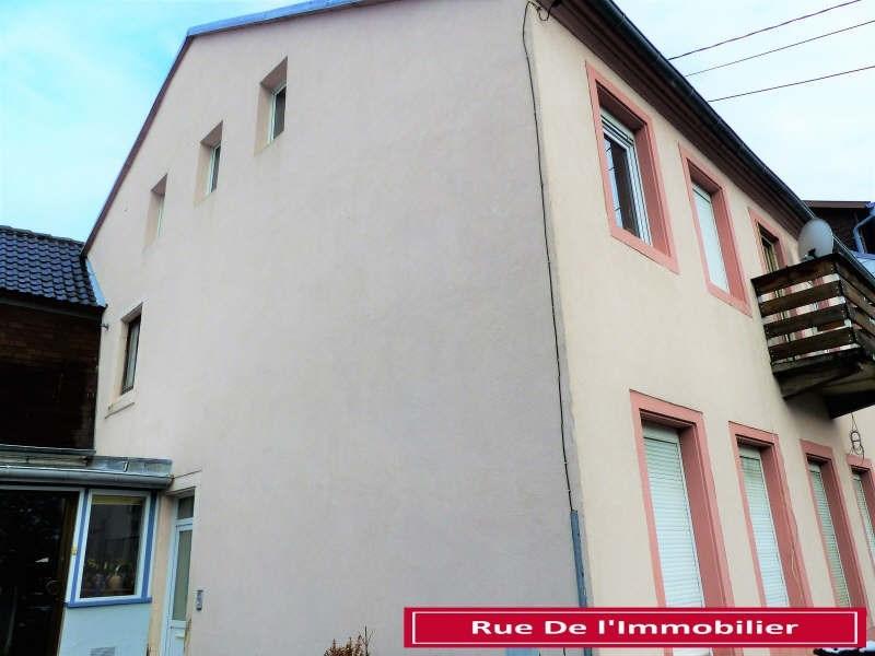 Vente appartement Saverne 91000€ - Photo 1