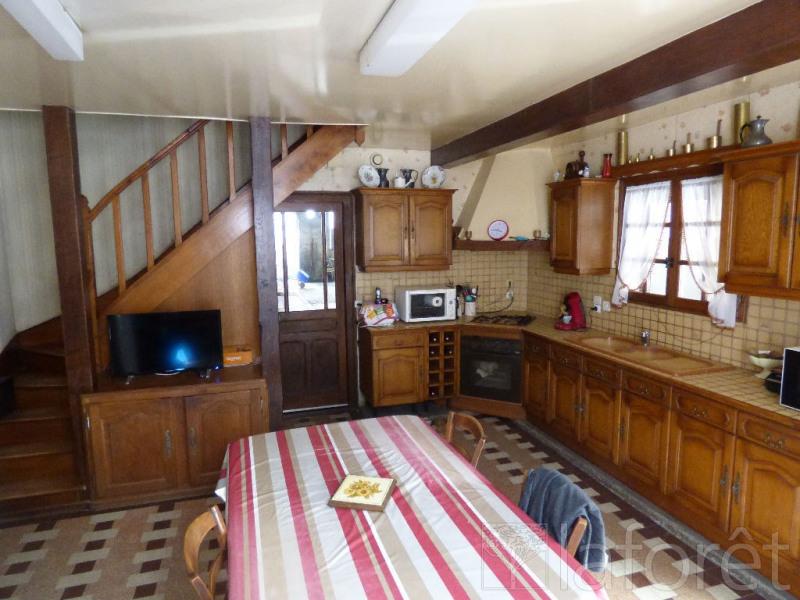 Vente maison / villa Lieurey 139300€ - Photo 2