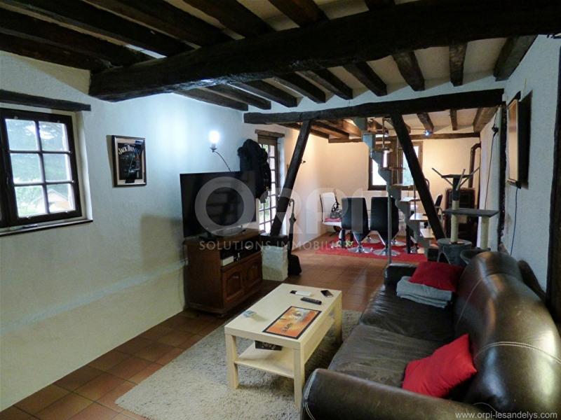 Vente maison / villa Lyons-la-forêt 128000€ - Photo 2