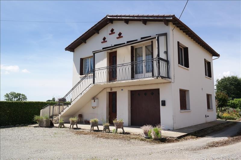 Vente maison / villa Grisolles 164300€ - Photo 1