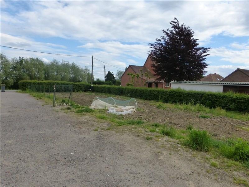Vente terrain Calonne sur la lys 44000€ - Photo 3