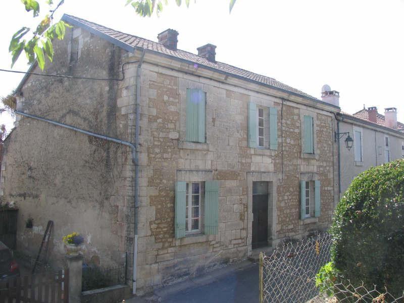 Sale house / villa Proche brantome 116000€ - Picture 1