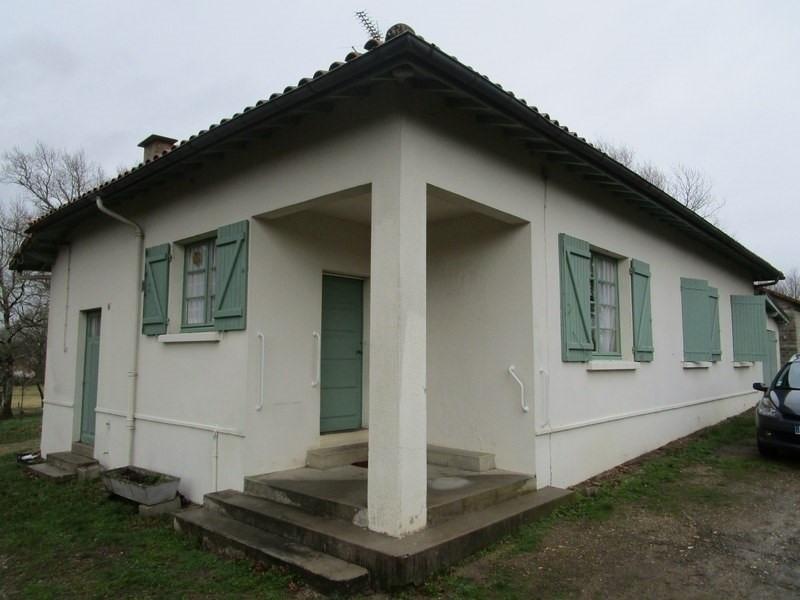 Vente maison / villa Menesplet 129000€ - Photo 1