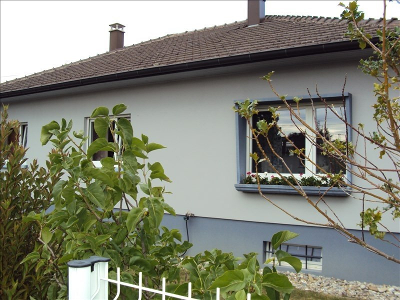 Sale house / villa Riedisheim 397 000€ - Picture 2