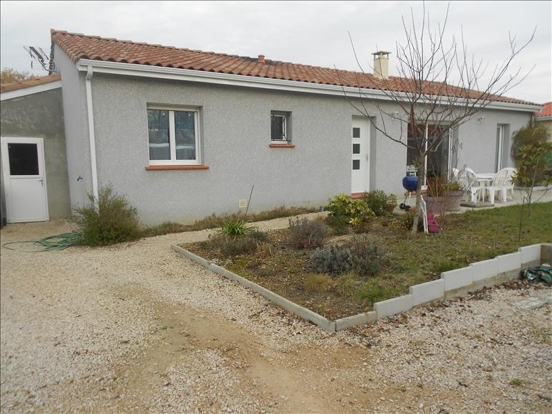 Vente maison / villa St lys 283608€ - Photo 3