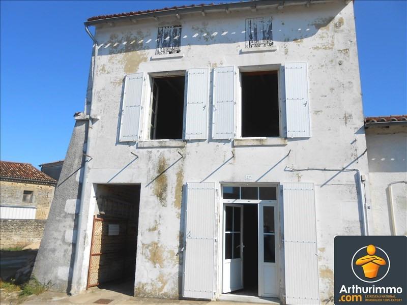 Sale house / villa Aulnay 43600€ - Picture 1