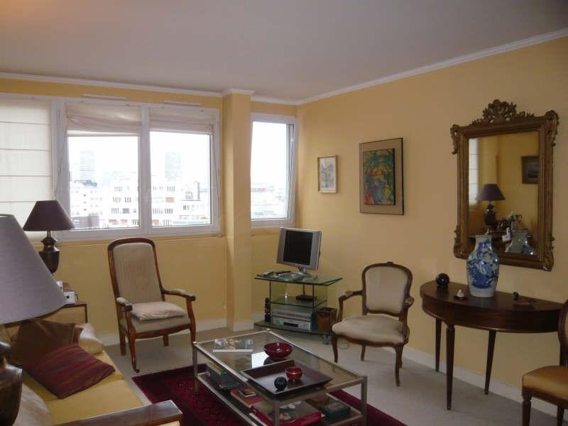 Vente appartement Paris 13ème 478000€ - Photo 2