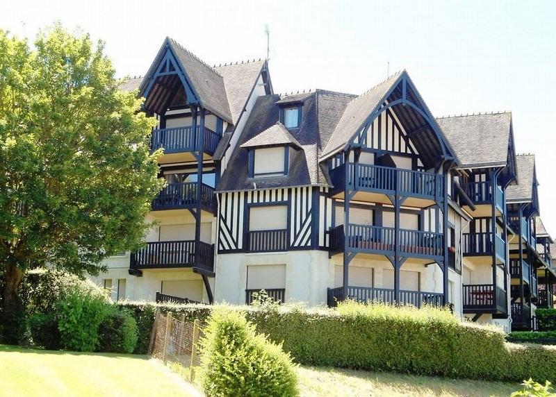 Verkoop  appartement Deauville 233200€ - Foto 1