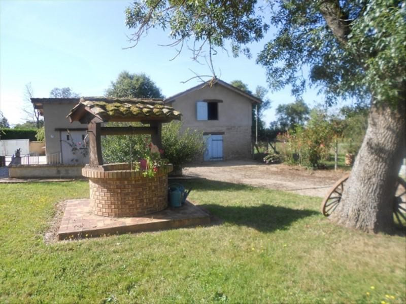 Vente maison / villa St didier sur chalaronne 397000€ - Photo 1