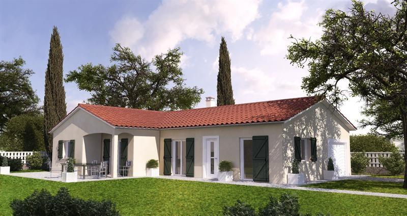Maison  4 pièces + Terrain 600 m² Labarthe sur Lèze (31860) par Villas JB LUNION