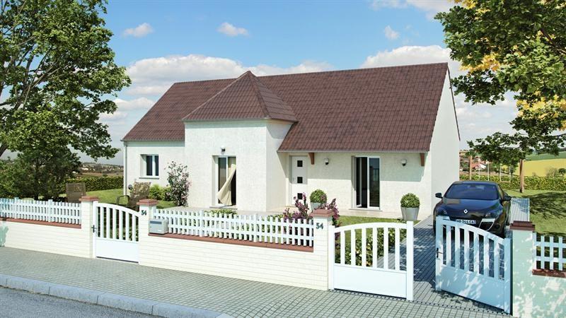 Maison  5 pièces + Terrain 927 m² Meslay-le-Grenet par babeau seguin