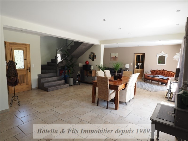 Vente de prestige maison / villa St paulet de caisson 449000€ - Photo 12